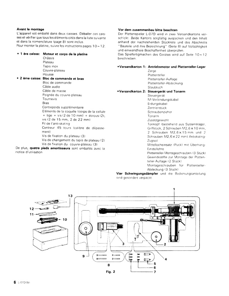 Welcome to the Unofficial Kenwood L-07D Direct Drive Turntable ...
