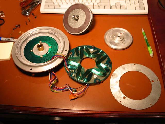 Проект: Система привода